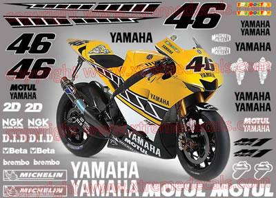 High Quality Racebike Decal Kits Racebike Decal Kits